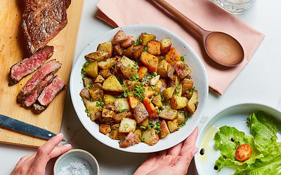Cadence Kitchen Feature: Mixed Roasted Potatoes