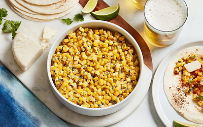 Cadence Kitchen Feature: Mexican Style Street Corn