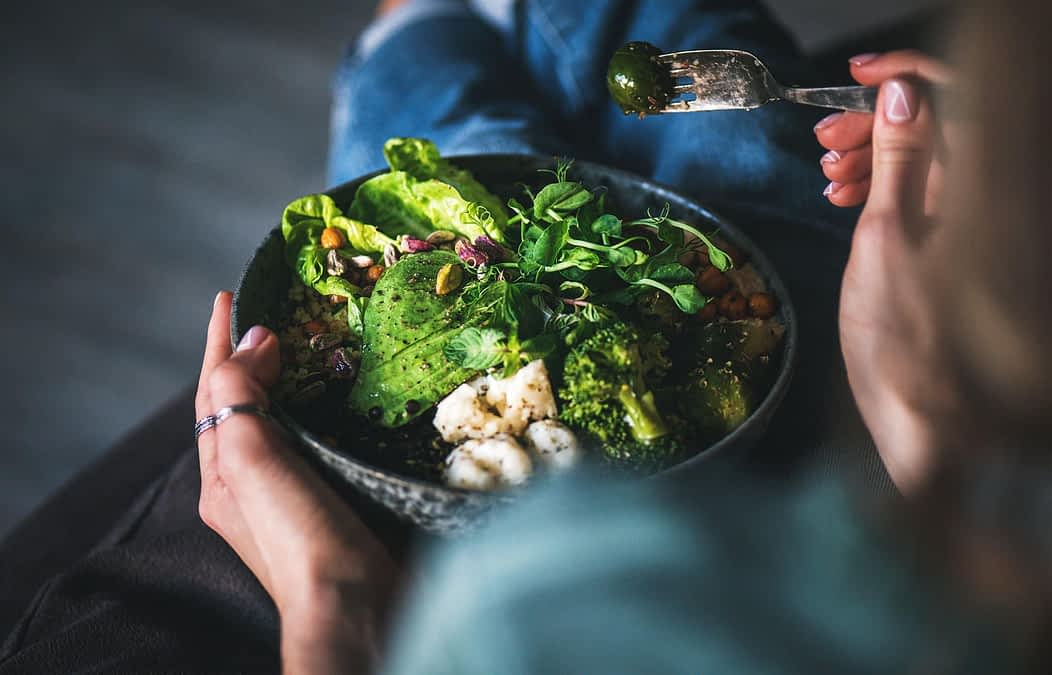 Eat Better While Working from Home