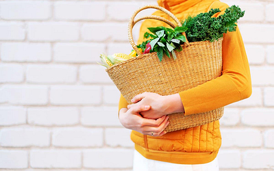 The Impact of Food Waste: How Shopping & Eating Frozen Can Help