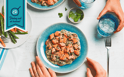 Cadence Kitchen Feature: Sustainable Seafood Dishes