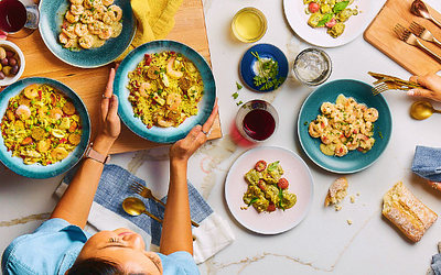 Now Serving: Delicious, Wholesome and Sustainable 15-Minute Meals from Cadence Kitchen
